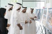 محمد بن زايد يعتمد مشاريع تنموية وسياحية بمنطقة الميناء في أبوظبي