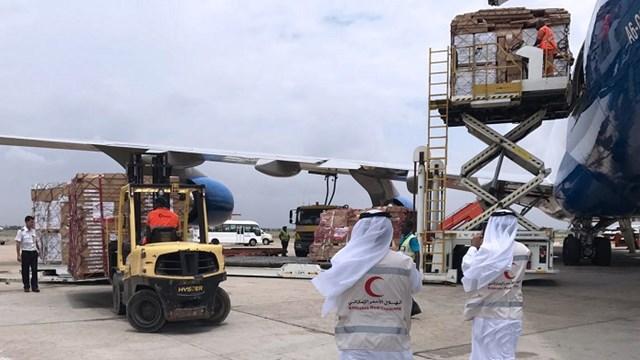 الإمارات تدعم الأوضاع الإنسانية في أنجولا بقيمة 8 ملايين درهم