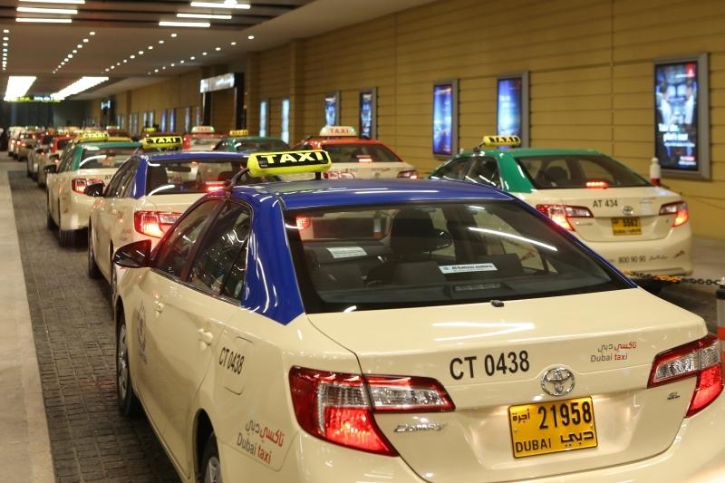 خرائط ذكية توجّه سائقي «الأجرة» إلى أماكن الركاب