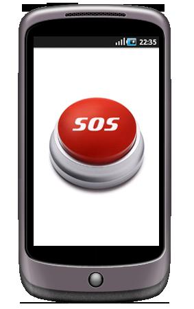 شرطة الفجيرة تطلق خدمة SOS للحالات الطارئة عبر الهواتف الذكية