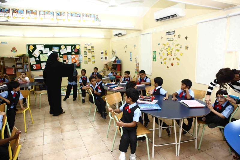تسجيل الطلبة في المدارس الحكومية 1 أبريل
