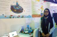 طالبة تبتكر جهازاً يولّد الكهرباء من حركة الأمواج