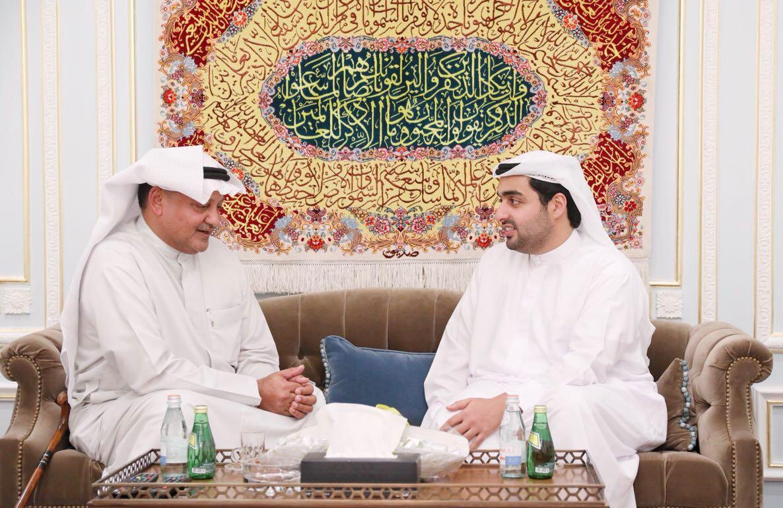راشد الشرقي يستقبل رئيس اتحاد إذاعات الدول العربية