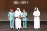 شرطة الفجيرة تفوز بجائزة دبي للجودة