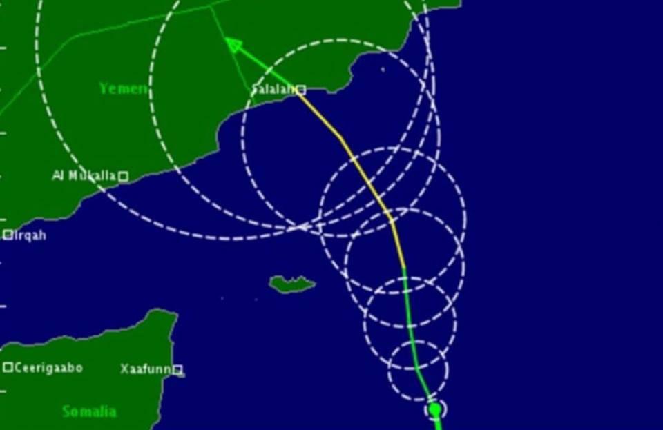 «الأرصاد»: لا تأثير مباشراً من العاصفة المدارية على الدولة