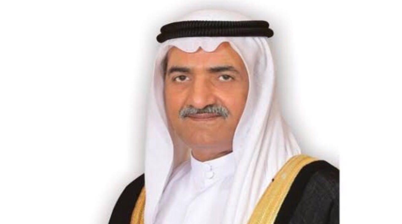 حاكم الفجيرة يعزي أمير دولة الكويت في وفاة شقيقته