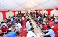 الفجيرة الخيرية تقدم 53 موقعا لإفطارصائم في مختلف أنحاء الفجيرة