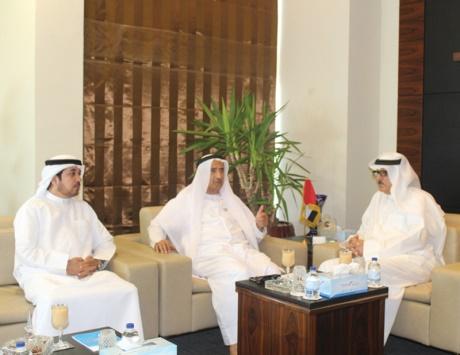 «غرفة الفجيرة» واتحاد الغرف العربية يبحثان تحضيرات مؤتمر الأمن الغذائي