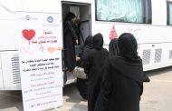 جمعية الفجيرة الخيرية تنظم حملة للتبرع بالدم