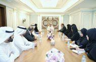 راشد بن حمد الشرقي يترأس اجتماع هيئة الفجيرة للثقافة والإعلام