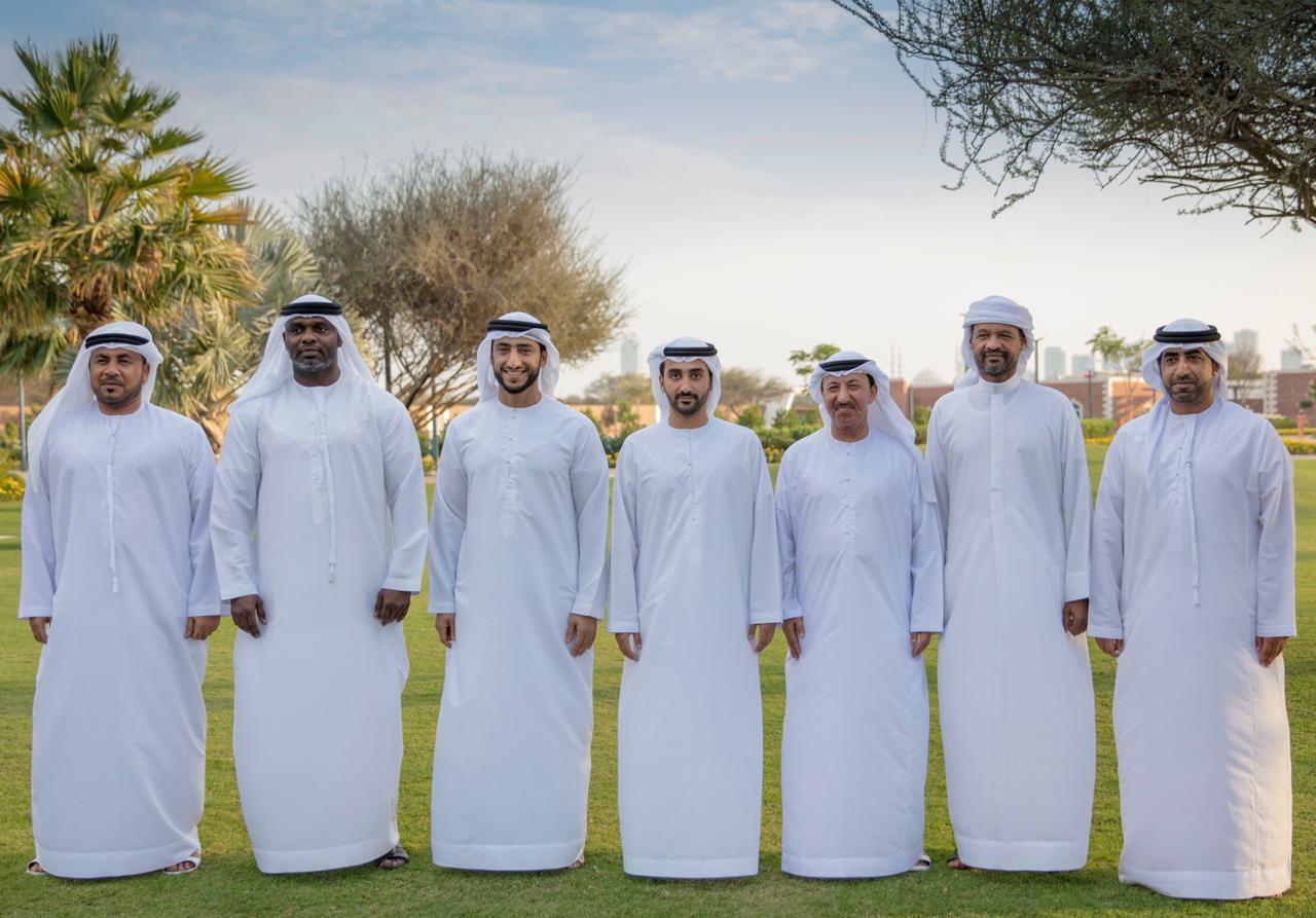 مكتوم الشرقي يبارك فوز الإمارات باستضافة كأس العالم لبناء الأجسام