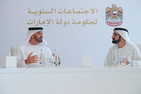 برئاسة محمد بن راشد ومحمد بن زايد .. الاجتماعات السنوية لحكومة الإمارات تنطلق غدا