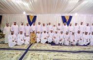 حاكم الفجيرة يحضر حفل زفاف نجلي عبدالله الكندي