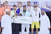 سيف الشرقي يتوج الفائزين بدولية الفجيرة