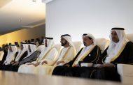 محمد بن راشد ومحمد بن زايد والحكام يشهدون الاحتفال الرسمي باليوم الوطني الـ 47