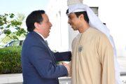 رئيس الدولة يتلقى دعوة من الرئيس التونسي للمشاركة في القمة العربية