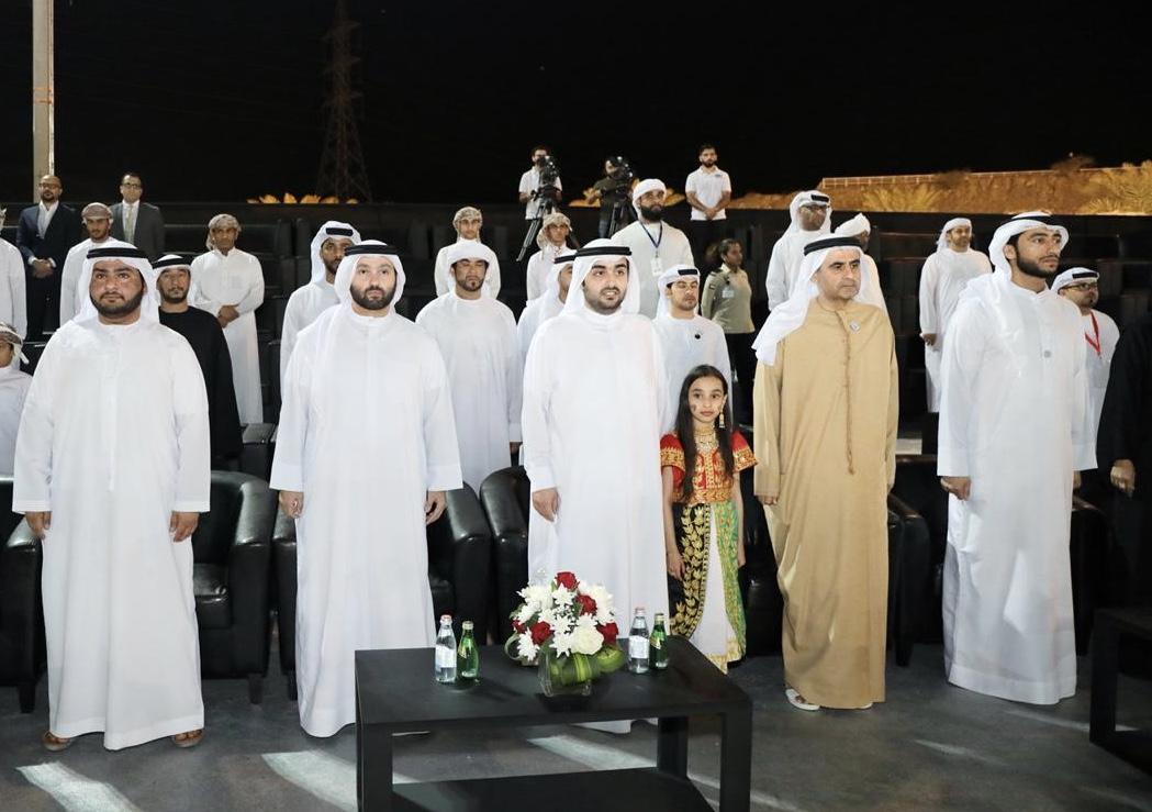 راشد بن حمد الشرقي يشهد الإحتفالات الكبرى باليوم الوطني الـ 47 في الفجيرة