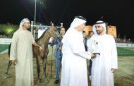 مكتوم الشرقي يشهد اختتام بطولة الفجيرة الرابعة لجمال الخيل العربي