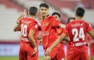 الفجيرة يهزم النصر في كأس الخليج العربي