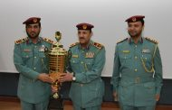 قائد عام شرطة الفجيرة يكرم الفائزين في فعاليات عام زايد الرياضية