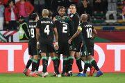 الأبيض الإماراتي يتأهل إلى الدور ربع النهائي من منافسات كأس آسيا 2019