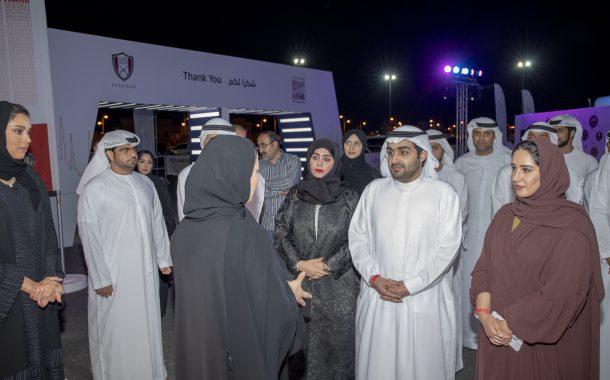 راشد الشرقي يشهد انطلاقة  فعاليات شهر الابتكار في الفجيرة