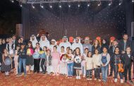 محمد بن حمد الشرقي يحضر حفل طلاب أكاديمية الفجيرة للفنون الجميلة