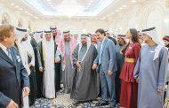 سلطان القاسمي يشهد انطلاق فعاليات مهرجان الشارقة للمسرح الخليجي