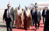 حاكم الفجيرة يصل شرم الشيخ للمشاركة في القمة العربية الأوروبية غدا