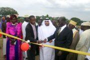 نائب رئيس أوغندا يفتتح مركز الشيخة شمسة بنت زايد في كمبالا