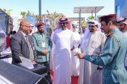 حاكم عجمان يدشن مشروع زيارة النزلاء الذكي عن بعد
