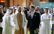 محمـد بن راشـد يطمئـن على جاهـزيّة خيـول «جودلفين» قبـل كـأس دبـي العالمي