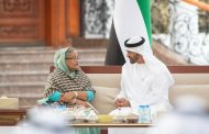محمد بن زايد يستقبل رئيسة وزراء بنجلاديش