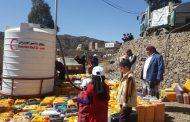 20 ألف يمني يستفيدون من مشروع سقيا ماء الذي ينفذه
