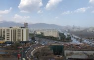 %40 نسبة الإنجاز في تطوير شارع حمد بن عبدالله بالفجيرة