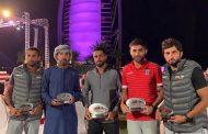 الفجراوي محسن آل علي يتألق في آيرومان دبي ويحقق رقم جديد للإمارات