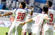 الشارقة يتخطى النصر بهدف مانديز في دوري الخليج العربي