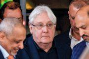 غريفيث يصل إلى صنعاء لإنقاذ اتفاق السويد