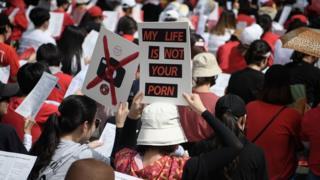 كاميرات تجسس جنسية في فنادق في كوريا الجنوبية