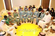 جلسة عصف ذهني للشباب على هامش ملتقى الفجيرة للتعدين