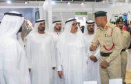 حمدان بن راشد يفتتح بطولة دبي الدولية للجواد العربي والمعرض الدولي للخيل 2019