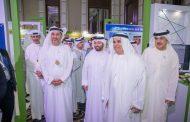صالح الشرقي يشهد افتتاح أعمال ملتقى الفجيرة الدولي السابع للتعدين