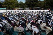 نيوزيلندا ترفع الآذان وتقف في صمت في أول جمعة بعد مجزرة المسجدين