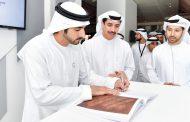 حمدان بن محمد: «آرت دبي» أيقونة للتناغم الإنساني والثقافي