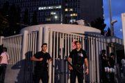 إلقاء قنبلة على القنصلية الروسية في اليونان