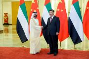 محمد بن راشد يبحث مع الرئيس الصيني آفاق التعاون المشترك وتعزيز الشراكة الاقتصادية