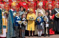 الملكة إليزابيث تحتفل بعيد ميلادها الـ 93