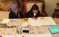 لجين الثقفي .. فتاة سعودية تهزم الإعاقة بالموهبة وقوة الإرادة
