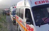 مسلحون مجهولون يعدمون 14 مسافراً بالرصاص في باكستان