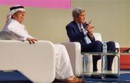 جون كيري: قيادة الإمارات حققت المعجزات في زمن قياسي